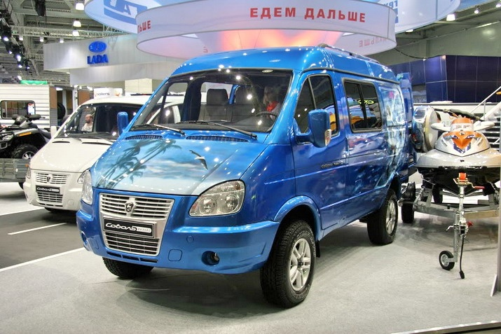 GAZ Group Commercial Vehicles